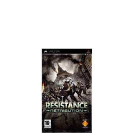Resistance Retribution (PSP) Reviews