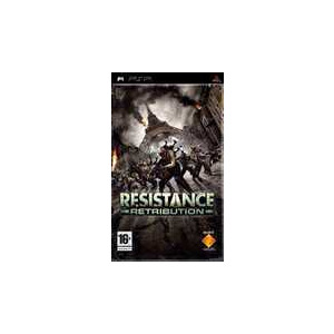 Photo of Resistance Retribution (PSP) Video Game