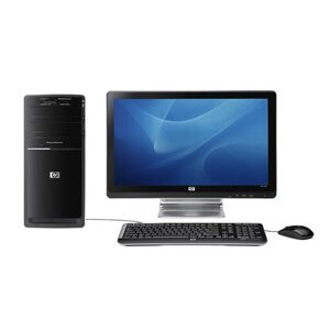 "Photo of HP P6047UK With 20"" Display Desktop Computer"