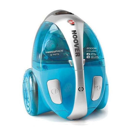 Hoover TFS7208 Pets