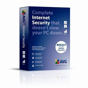 Photo of AVG 8.5 Internet Security Software