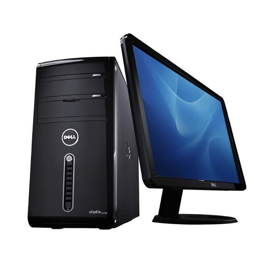 Dell Studio 540-6161 with 18.6 inch monitor