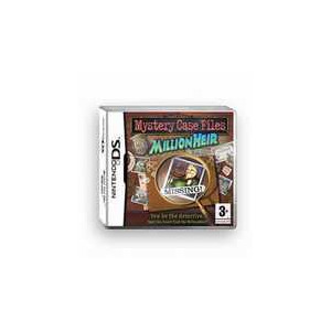 Photo of Mystery Case Files: MillionHeir (DS) Video Game