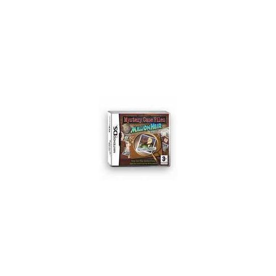 Mystery Case Files: MillionHeir (DS)
