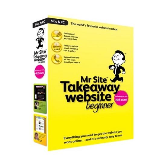 Mr Site Takeway Website Beginner