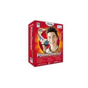 Photo of CyberLink Power Director 7 Deluxe Software