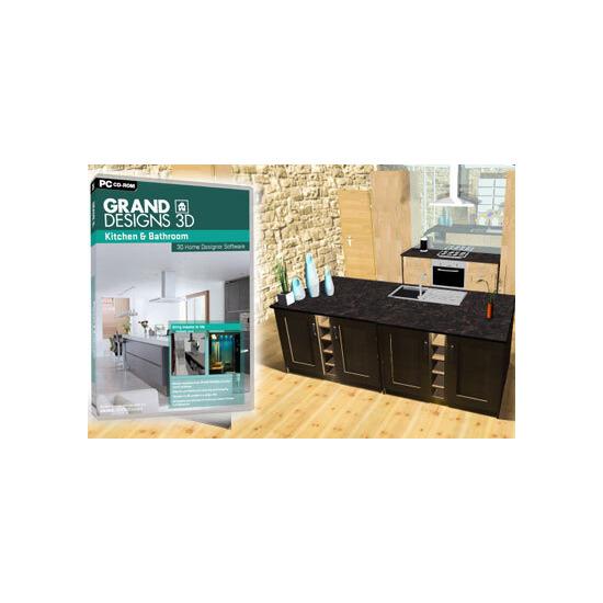 Grand Designs 3D Kitchen and Bathroom
