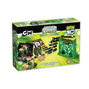 Photo of Puzzle Extra - Ben 10 Board Games and Puzzle
