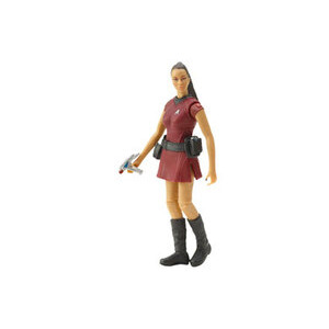 """Photo of Star Trek 3.75"""" Action Figure - Uhura In Enterprise Outfit Toy"""