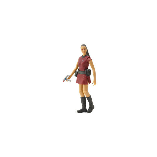 "Star Trek 3.75"" Action Figure - Uhura in Enterprise Outfit"