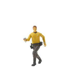 "Star Trek 3.75"" Action Figure - Kirk in Enterprise Outfit Reviews"