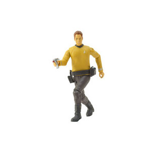 """Photo of Star Trek 3.75"""" Action Figure - Kirk In Enterprise Outfit Toy"""
