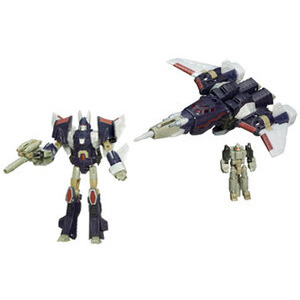 Photo of Transformers Universe Deluxe - Cyclonus Toy