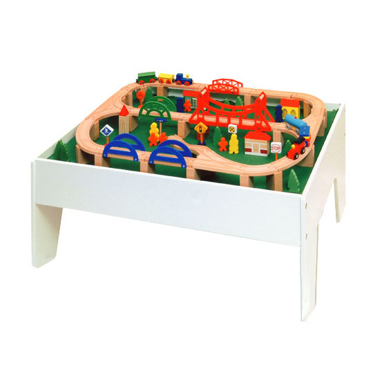 Halsall 5 in 1 Train and Game Activity Table