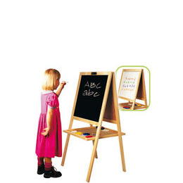 Art Centre Wooden Blackboard & Easel Reviews