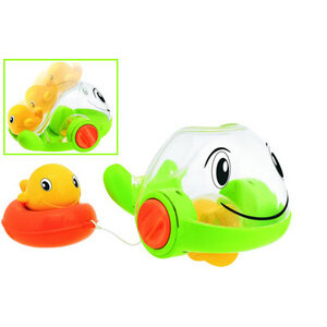 Photo of Chicco Swimming Whale Bath Toy Toy