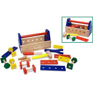 Photo of Melissa & Doug - Take Along Tool Kit Toy