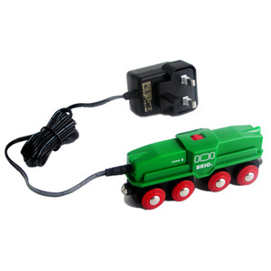 Photo of Brio Rechargeable Engine 8WD Toy