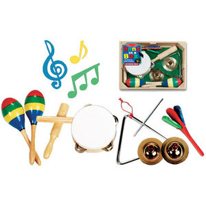 Photo of Melissa & Doug - Band In A Box Toy