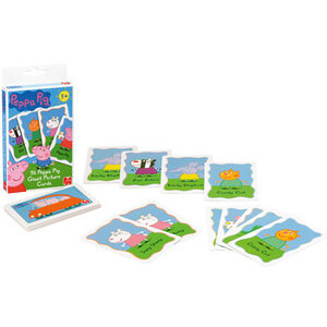 Photo of Peppa Pig Giant Picture Cards Toy