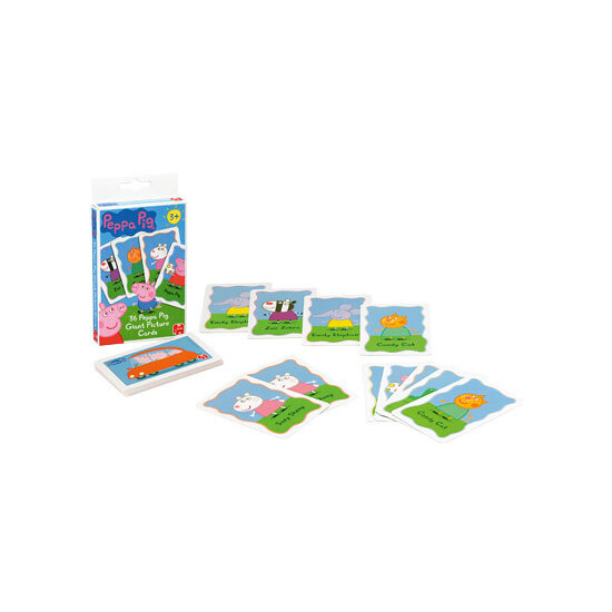 Peppa Pig Giant Picture Cards
