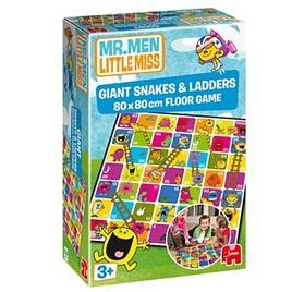 Mr Men Giant Snakes & Ladders Reviews