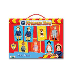 Photo of Fireman Sam Pairs Game Toy