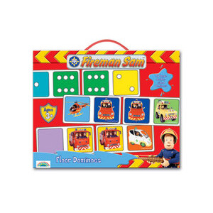 Photo of Fireman Sam Floor Dominoes Toy