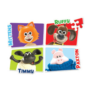 Photo of Timmy Time - 4 Jigsaws Toy