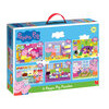 Photo of Peppa Pig Bumper Pack 6 In 1 Puzzles Board Games and Puzzle
