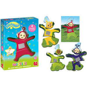 Photo of Teletubbies Mix and Match Toy