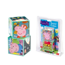 Peppa Pig Sound Cubes Reviews