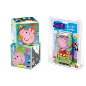 Photo of Peppa Pig Sound Cubes Toy