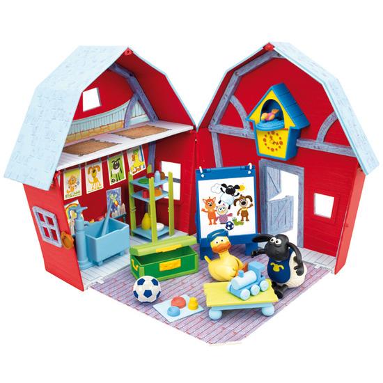 Timmy Time - Nursery School Playset