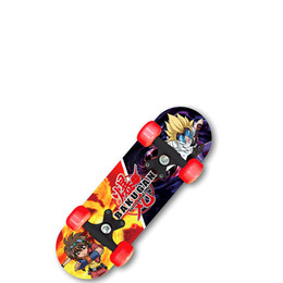Bakugan - Satchel Skateboard Reviews
