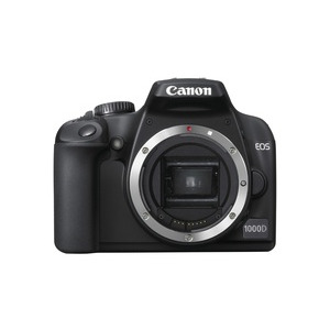 Photo of Canon EOS 1000D (Body Only) Digital Camera