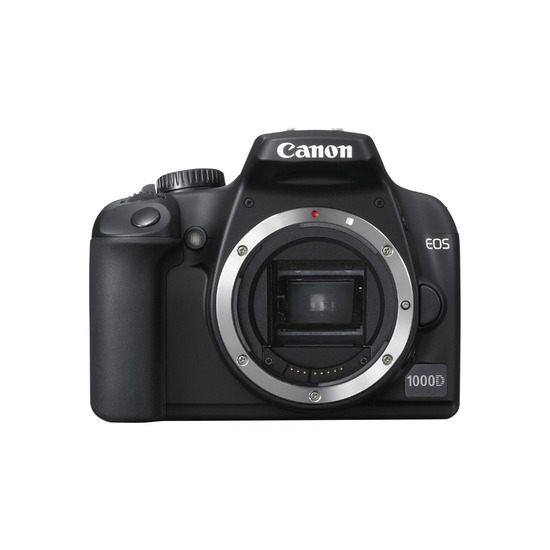 Canon EOS 1000D (Body Only)