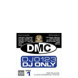 DMC DJ Only 123 (Double CD) May 09 Reviews