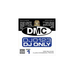 Photo of DMC DJ Only 123 (Double CD) May 09 CD