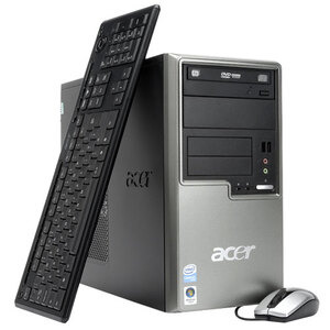 Photo of Acer Veriton M220 Athlon 4800+ 1GB 160GB DVD/RW Vista Bus XP Pro Desktop Computer