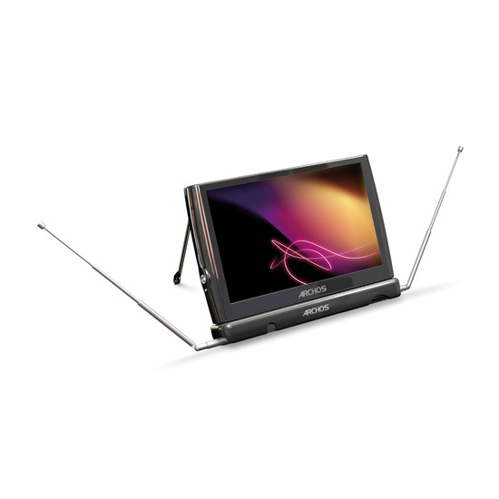 Archos TV Snap on for Archos 5