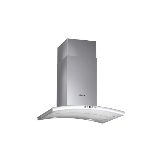 Neff Chimney Hood Stainless Steel with Glass Canopy
