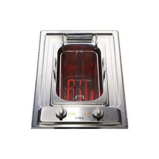 CDA 30cm Domino Deep Fat Fryer - Stainless Steel