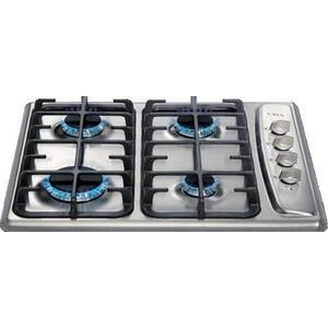 Photo of CDA 60CM Gas Hob - Stainless Steel Hob