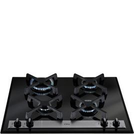 CDA 60cm Gas on Glass Hob - Black Reviews