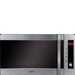 CDA 900W Microwave Oven Stainless Steel Reviews