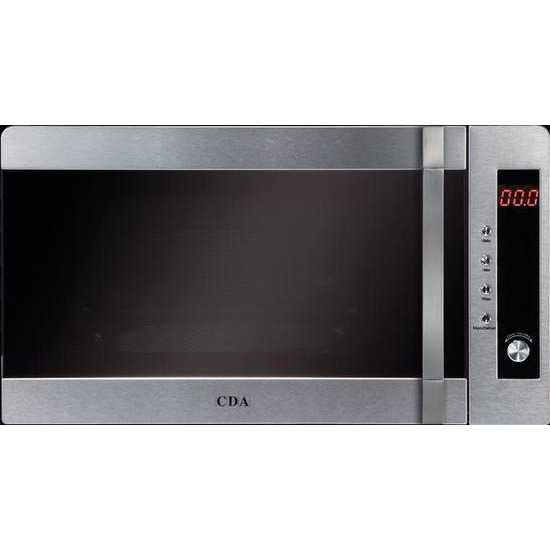 CDA 900W Microwave Oven Stainless Steel