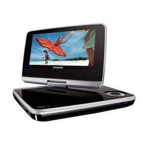 Photo of Philips PET742 Portable DVD Player
