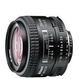Nikon AF Nikkor 24mm f/2.8D Reviews
