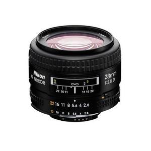 Photo of Nikon 28MM F/2.8D AF NIKKOR Lens
